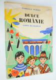Dulce Romanie - Gabriela Buhoiu - Carte de colorat veche - 1975