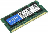 Memorie laptop Crucial 4GB DDR3 1600 MHz CL11