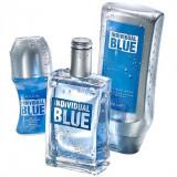 INDIVIDUAL BLUE - set, Apa de toaleta, 100 ml, Floral, Avon
