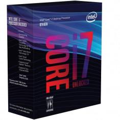 Procesor Intel Coffee Lake, Core i7 8700K 3.70GHz box