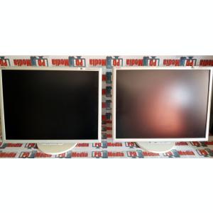 Monitor NEC Alb-Gri LCD 21 1600 x 1200 pixeli Categoria B