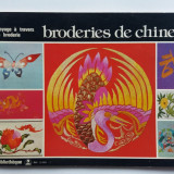 Broderii Chinezesti - Broderies De Chine (Broderie Din China- in limba franceza)
