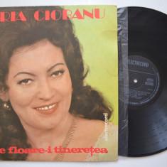 Disc vinil MARIA CIOBANU - Dulce floare-i tineretea (ST - EPE 01954)