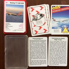 Flugzeuge aircraft mega trumpf austrian airlines avioane cartonase carti joc