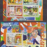 DB Mozambic Pictura  Fauvism  Matisse Derain van Dongen Camoin MS +  SS   MNH, Nestampilat