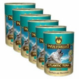 Conservă WOLFSBLUT Atlantic Ton, 6 x 395 g