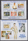 DB Sao Tome Pictura Picasso  MS  + SS MNH, Nestampilat