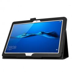 Husa Tableta Huawei MediaPad M3 Lite 10, neagra   TAB698