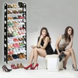 Suport Organizator Pantofi Papuci Pantofar 30 perechi