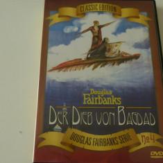 Hotul din  Bagdad - Douglas Fairbanks - dvd, Altele