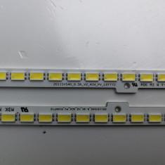 Barete LED 2011SVS40_6.5K_V2_4CH_PV Ecran LTJ400HV02-J Samsung UE40D6517