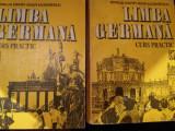 LIMBA GERMANA CURS PRACTIC SAVIN,LAZARESCU  2 VOL