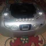 RADIOCASETOFON CU CD PLAYER MARCA ALBA