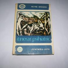 ITINERAR PSIHIATRIC PETRE BRANZEI