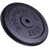 Set discuri haltere 2x20 kg fonta, 40