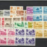 Romania MNH 1967 - uzuale Posta Telecomunicatii Transporturi -LP 662 -incomplet, Nestampilat