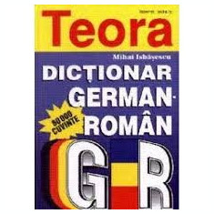 Dictionar german-roman teora mihai izbasescu