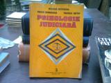 Psihologie judiciara - Nicolae Mitrofan