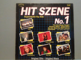 HIT SCENE no 1 – VARIOUS ARTISTS (1982/ARIOLA/RFG) - Vinil/NM
