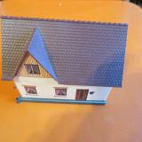Cabana cu etaj, scara HO, 1:87, H0 - 1:87, Accesorii si decor