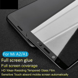 Tempered glass / Folie sticla 5D FULL GLUEpt  Xiaomi Mi A1, Mi 5X, Mi A2, Mi 6X, Alt model telefon ZTE