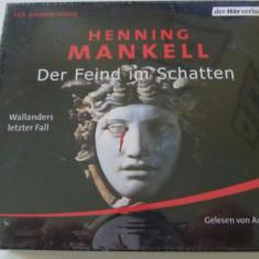 Der Feind im Schaten - Henning Mankell -7 cd
