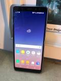 Samsung Galaxy A8 (2018), Dual SIM, 32GB, 4G, Orchid Gray, garantie, Gri, Neblocat