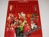 Carte fotbal de colectie-Enciclopedia clubului MANCHESTER UNITED