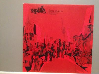 "RAPTILE & R.REKLESS – ROKINYBLOCKZ (2001/BMG/EU) - VINIL Maxi-Single ""12/RAP/NM foto"