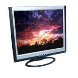 """Monitor LCD 17"""" Horizon 7004L, 1280 x 1024, VGA, 16ms, Cabluri Incluse"""