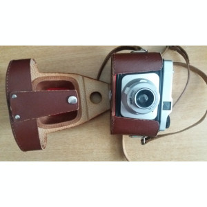 M5CG2 - APARAT FOTO - CERTO - PHOT - IN TOC PIELE - PIESA DE COLECTIE