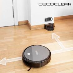Robot Aspirator cu Mop si Rezervor de Apa Cecoclean Excellence 5042