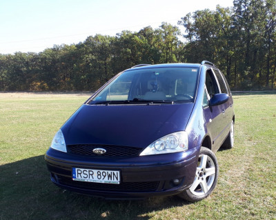 Ford Galaxy 1.9 TDI foto