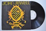 Disc vinil JOHN JEWELL - Love (ST - EME 03922 - maxi - single 45 hi-fi)