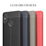 Husa / Bumper Antisoc model PIELE pentru Xiaomi Redmi Note 5 Pro, Alt model telefon ZTE, Albastru, Gri, Negru, Rosu