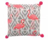 Perna decorativa Flamingo 43x43 cm