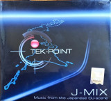 Compilatie Cat Music - J-Mix: Music From The Japanese DJ-scene (1 CD sigilat)