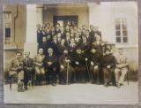 Seminarul Melchisedec Ismail, corp profesoral// fotografie interbelica