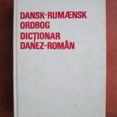 Dansk rumaensk ordbog dictionar danez roman