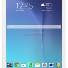 Tableta Samsung Galaxy Tab E T561, Procesor Quad-Core 1.3GHz, TFT Capacitive touchscreen 9.6inch, 1.5GB RAM, 8GB, 5MP, Wi-Fi, 3G, Android (Alb)