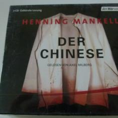 Der Chinese - henning Mankell - 7cd