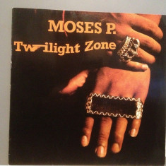 "MOSES P. – TWILIGHT ZONE (1988/LOGIC /RFG)  - VINIL Maxi-Single ""12/RAP/NM, warner"
