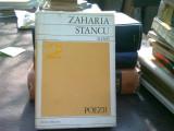 ZAHARIA STANCU - SCRIERI VOL II - POEZII