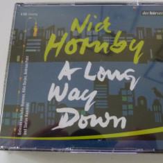 A long way down - Nick Hornby - 4 cd