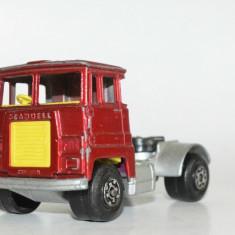 Macheta MATCHBOX Scannell Tractor - cap tractor Lesney 1973