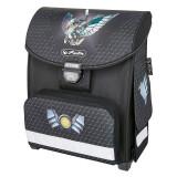 Ghiozdan ergonomic neechipat Herlitz Smart Dragon & Knight + CADOU