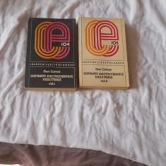 DAN COMSA, INSTALATII ELECTROTERMICE INDUSTRIALE - 2 VOL., ed. Tehnica, 1986, Alta editura