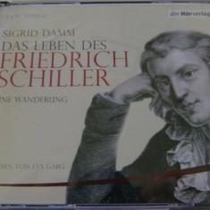 Das Leben des Fr. Schiller -  5 cd