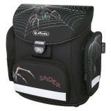 Ghiozdan ergonomic neechipat Herlitz Midi Spider + CADOU
