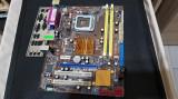 249S.Placa De Baza ASUS P5KPL-AM EPU,2xDDR2,Socket 775, Pentru INTEL, LGA775, DDR2